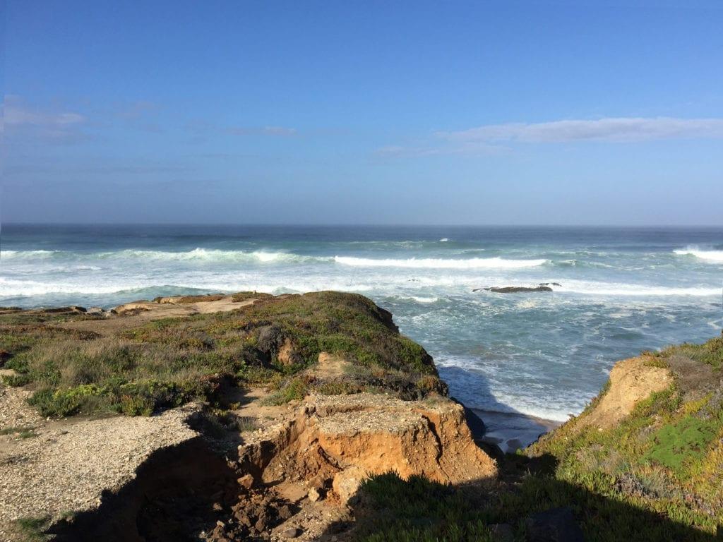 Les plages à surf de l'Alentejo