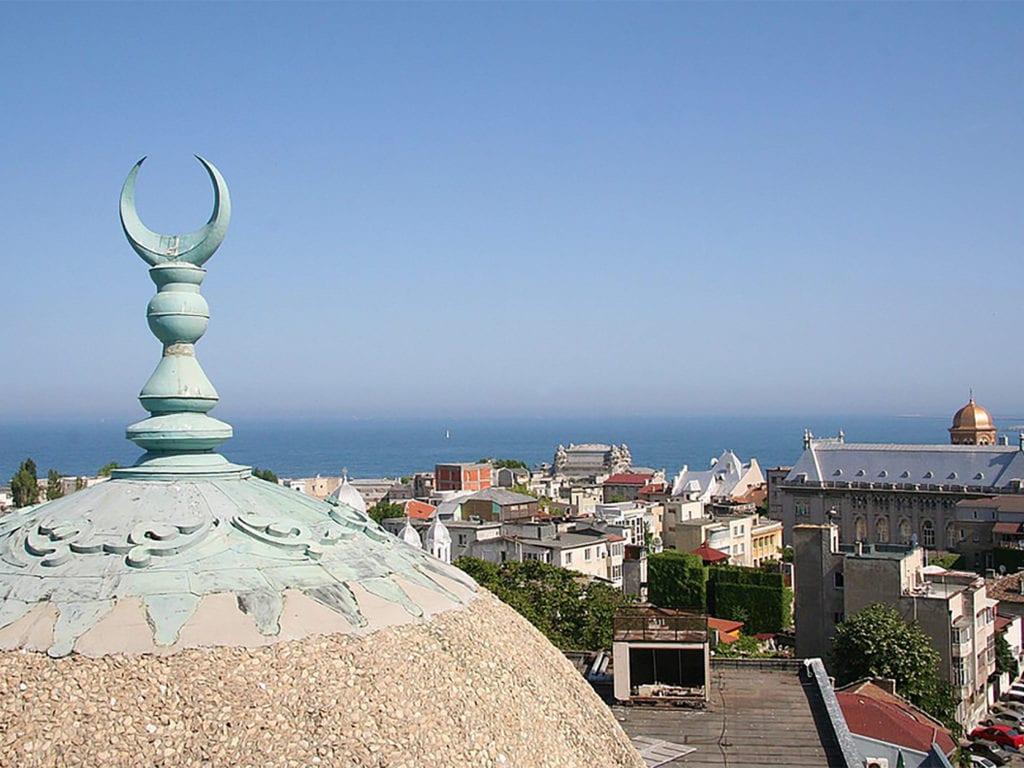 Dome de la Mosquée de Constanta