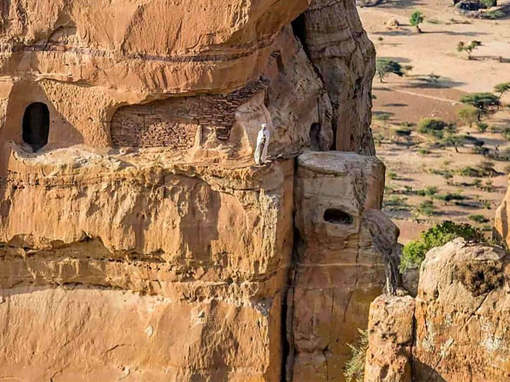 Eglise rupestre Abuna Yemata