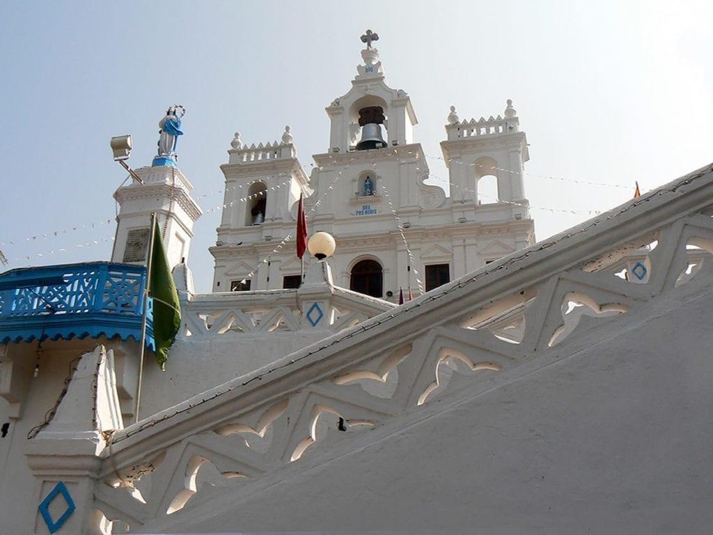 Goa, la cathédrale