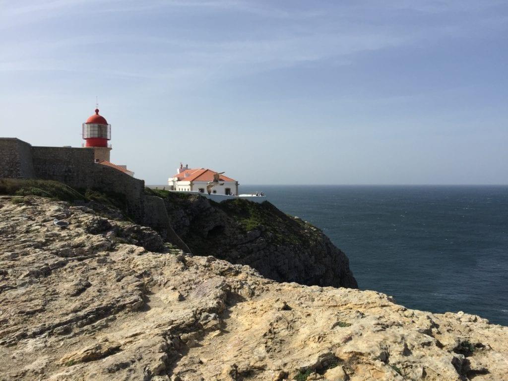 Cabo de Sao Vicente, Algarve