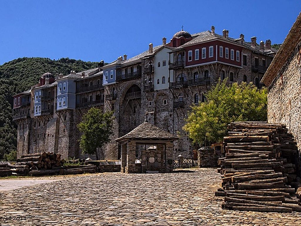 Monastère d'Iviron