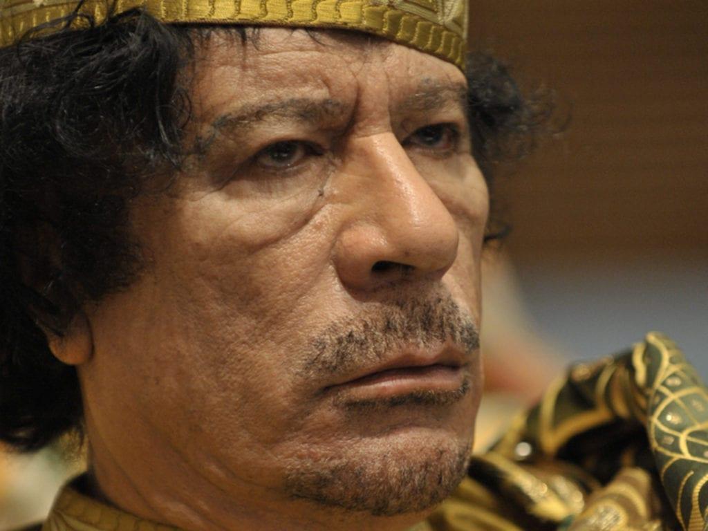 Kadhafi a disparu