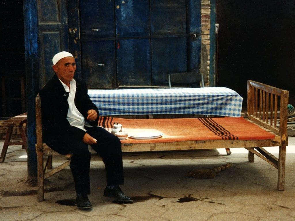 Kashgar, le bazar