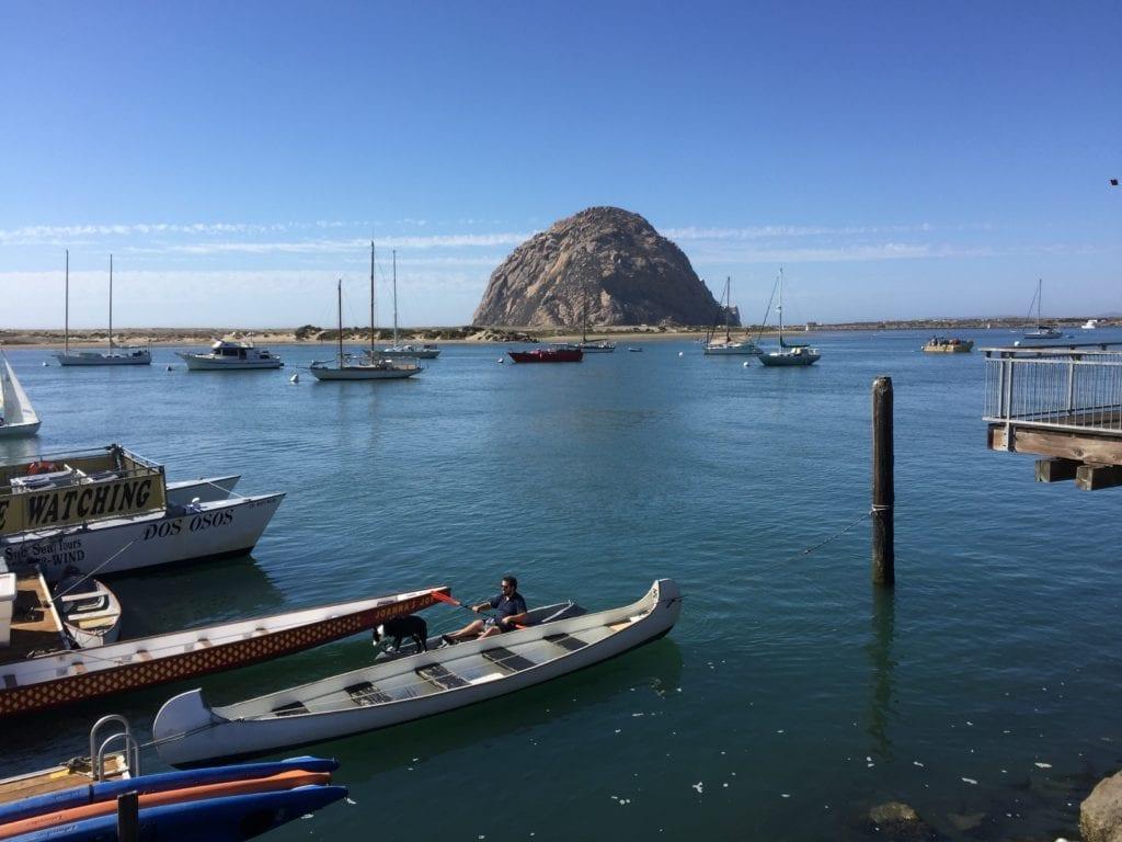 Morro Bay, South California