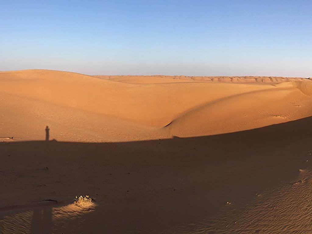 Le Quart vide, le désert,  Oman