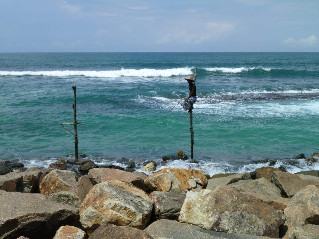 Pêcheurs, côte sud