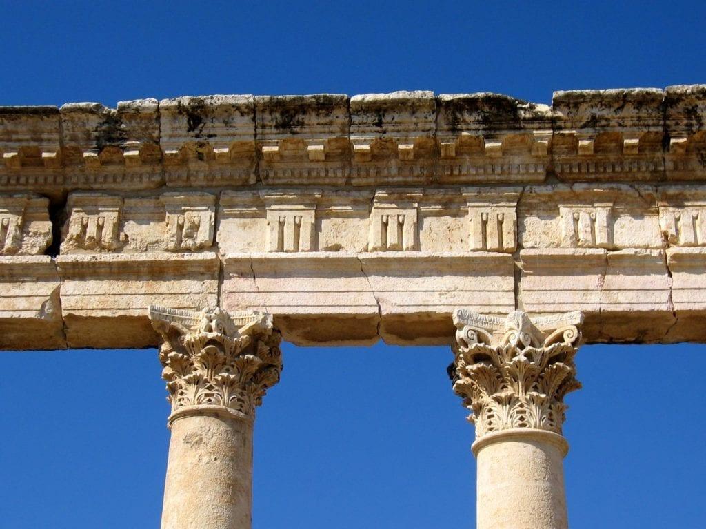 APAMEE,  fondée par Seleucos, général d'Alexandre le Grand